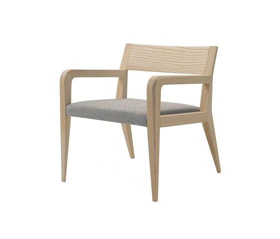 Aragosta lounge chair di Billiani   Poltrone