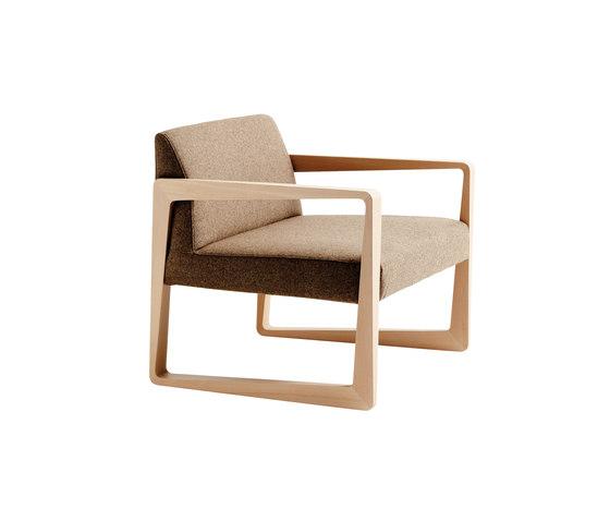 Askew lounge chair by Billiani | Lounge chairs