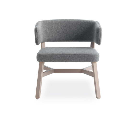 Croissant lounge chair by Billiani | Armchairs