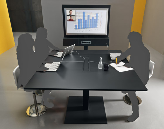 Work Up Teaching by Martex | Multimedia conference tables