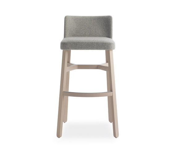 Croissant barstool by Billiani | Bar stools