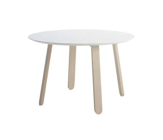 Croissant table by Billiani | Dining tables