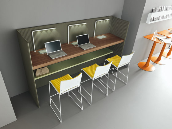 Work Up Teaching de Martex | Hotdesking / temporary workspaces