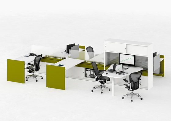 Work Up Teaching by Martex | Desking systems