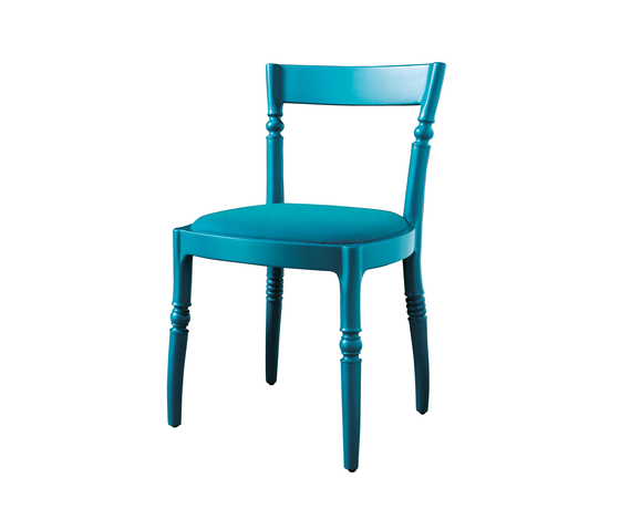 Toccata chair by Billiani | Restaurant chairs