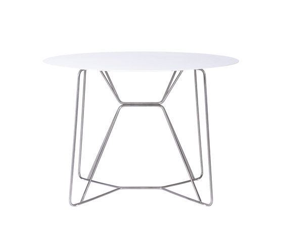Slim Table 110 by Viteo | Dining tables