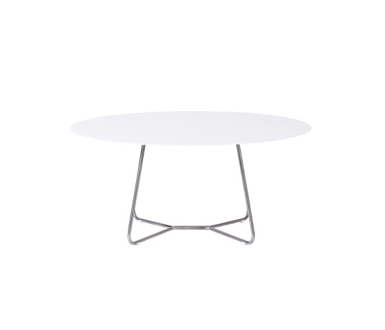 Slim Lounge Table 90 by Viteo   Coffee tables