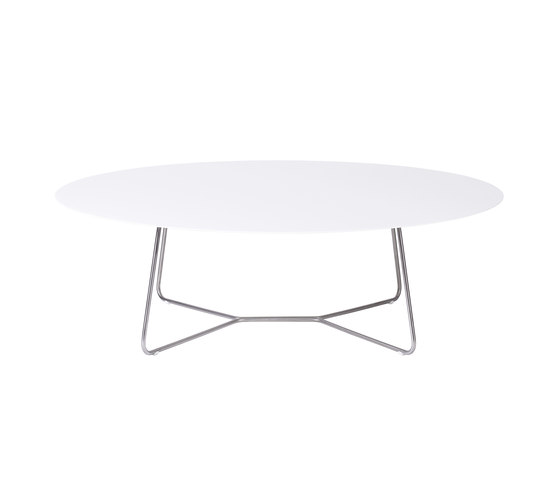 Slim Lounge Table 130 by Viteo | Coffee tables