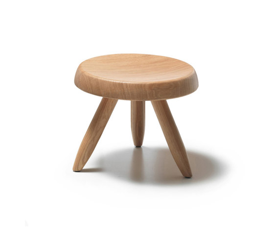 524 Tabouret Berger de Cassina | Tables d'appoint
