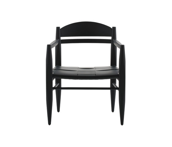 Vincent armchair by Billiani | Visitors chairs / Side chairs