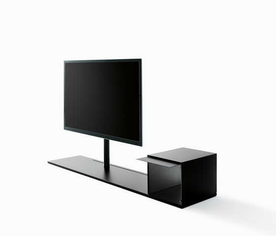 Sail 302 TV-stand by Desalto | Multimedia stands