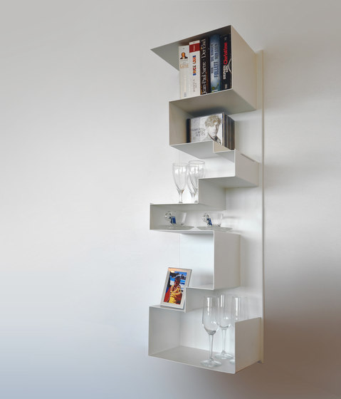 regal radius one by Radius Design | Shelving