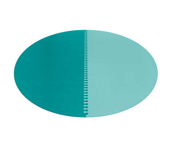 Rug Zipp round by HEY-SIGN | Rugs / Designer rugs
