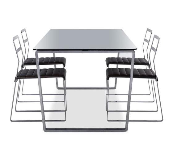 Cross Table by Forhouse | Dining tables