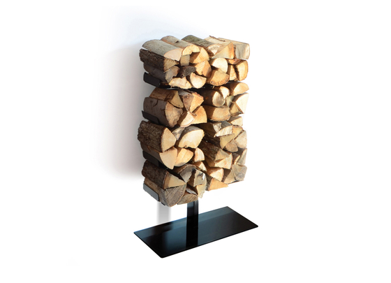 wooden tree stand small by Radius Design | Log holders