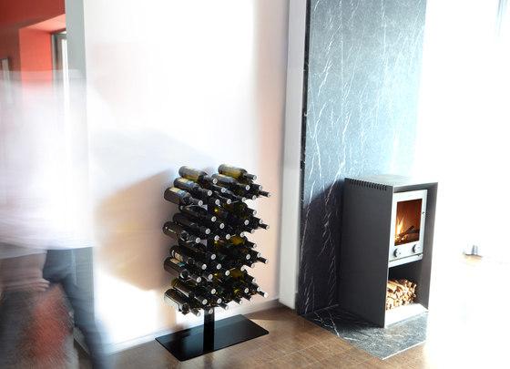 wine tree di Radius Design | Scaffali