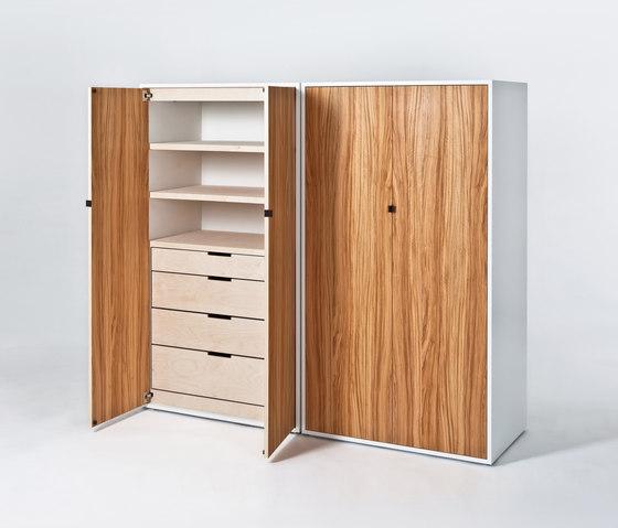 bob 410 kleiderschrank von bob m bel produkt. Black Bedroom Furniture Sets. Home Design Ideas