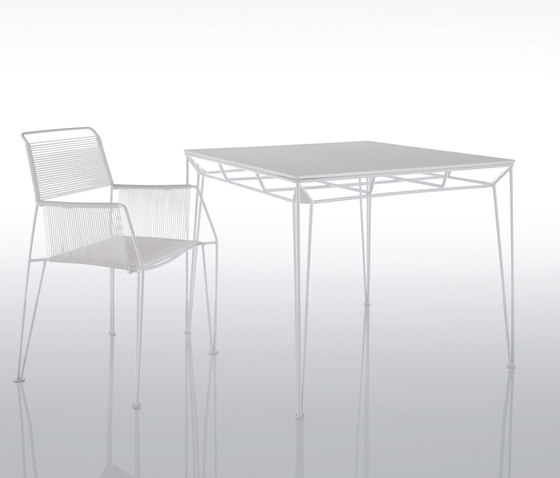 Wired Table by Forhouse | Dining tables
