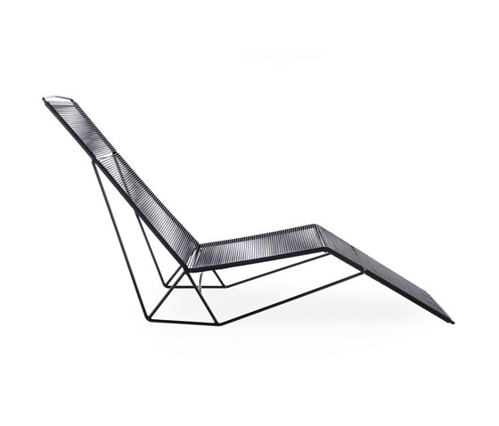 Wired Chaise Longue de Forhouse | Méridiennes de jardin