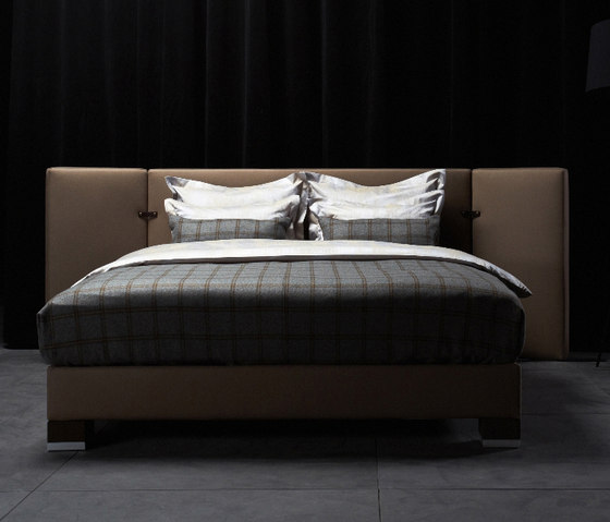 Basis 18 + Corner by Schramm | Double beds