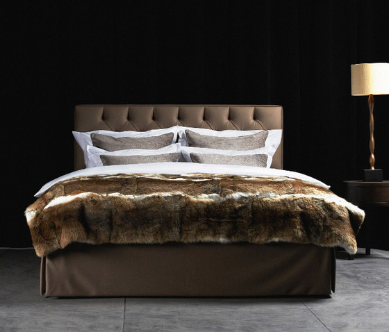 Gala 28 + Elegance by Schramm | Double beds