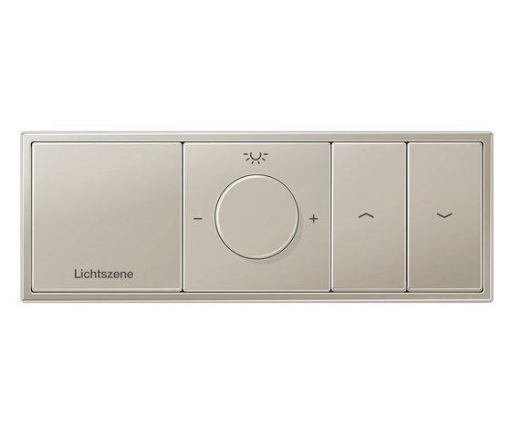 KNX LS 990 Rotary sensor Combination di JUNG | Gestione luci
