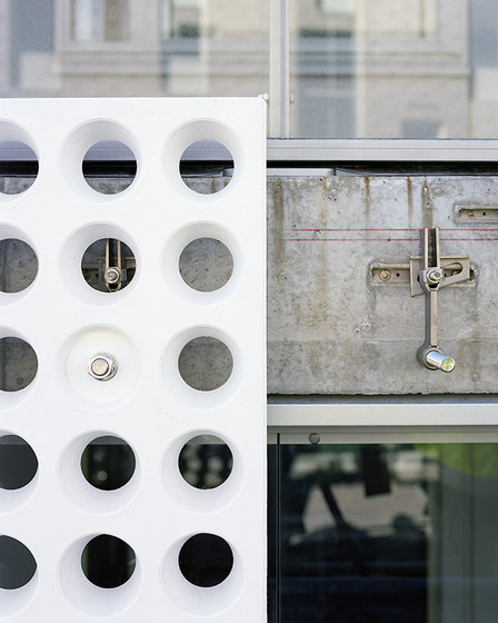 Lontoonkatu 9 - Helsinki by Rieder | Facade design