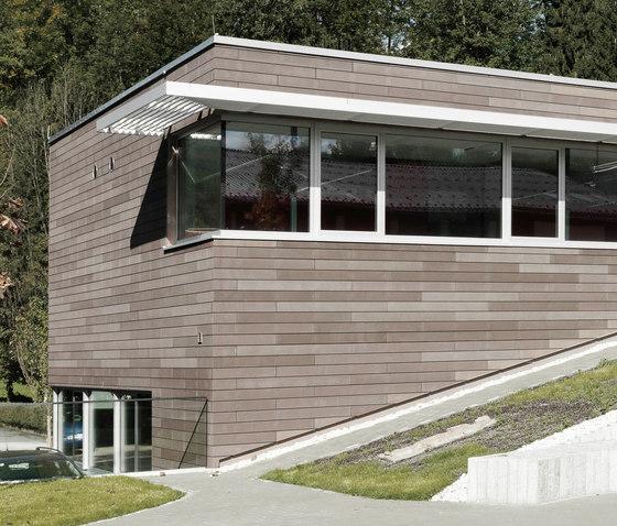 Polytechnische Schule Kössen by Rieder | Facade design