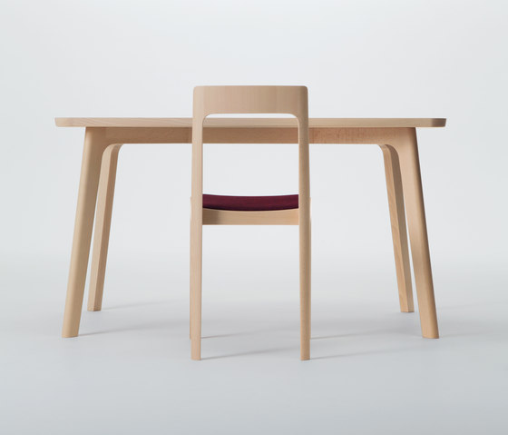 Hiroshima Table 130 High (Rectangular) by MARUNI | Dining tables