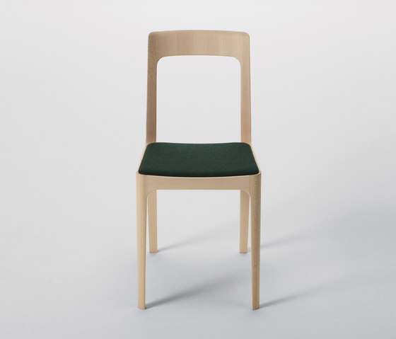 Hiroshima Armless Chair di MARUNI | Sedie