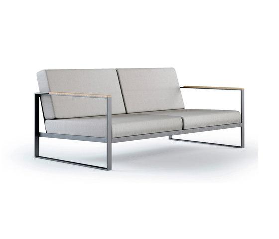 Garden Easy | Sofa 2 Seat by Röshults | Sofas