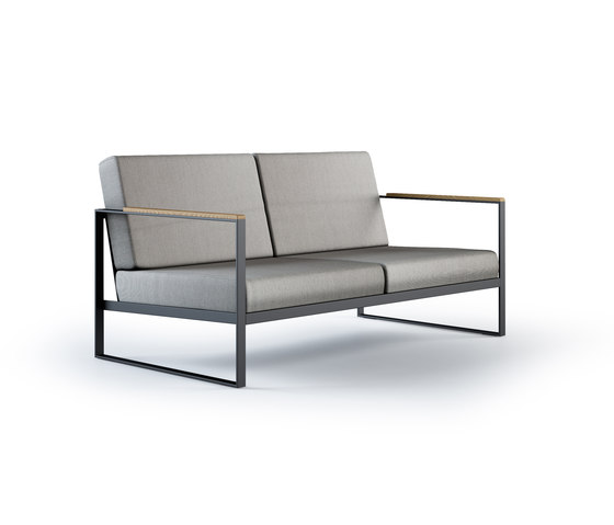 Garden Easy Sofa 2 seat by Röshults | Garden sofas