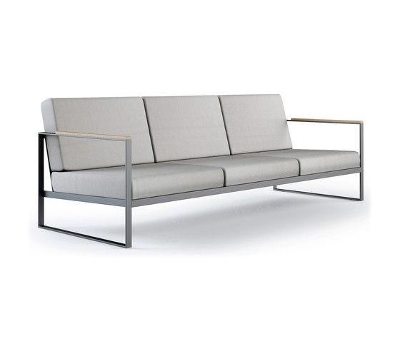 Garden Easy | Sofa 3 Seat von Röshults | Sofas