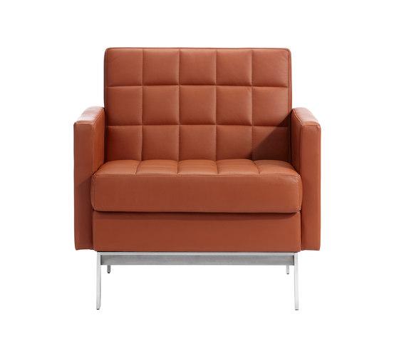 Millbrae Contract Lounge de Coalesse | Sillones lounge