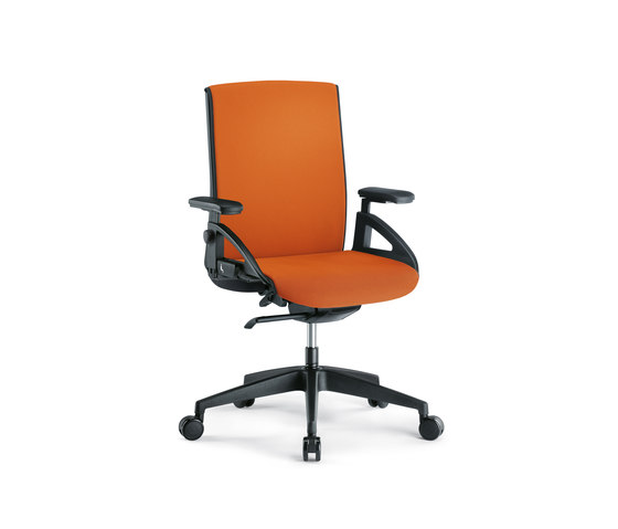 Sputnik 152P by Interstuhl Büromöbel GmbH & Co. KG | Task chairs