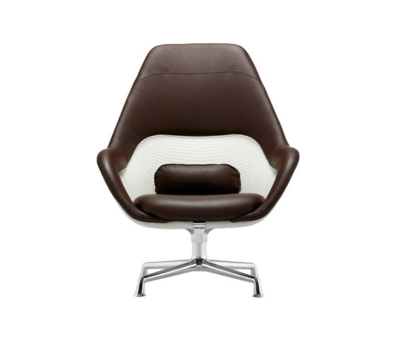 SW_1 Highback Lounge Chair by Coalesse | Armchairs