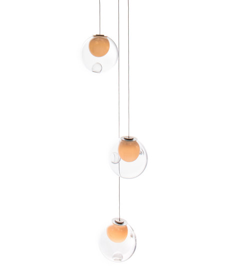 Series 28.3 random by Bocci | Suspended lights
