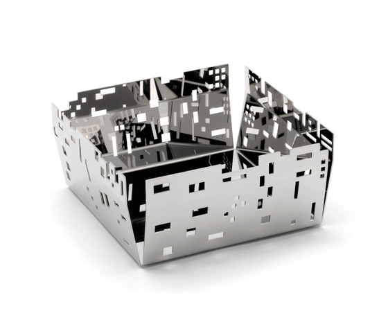 Citta vecchia center piece by Forhouse | Storage boxes