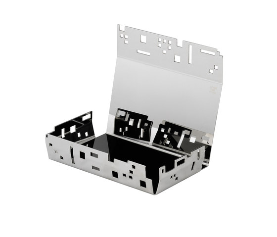 Citta vecchia mail holder by Forhouse | Storage boxes