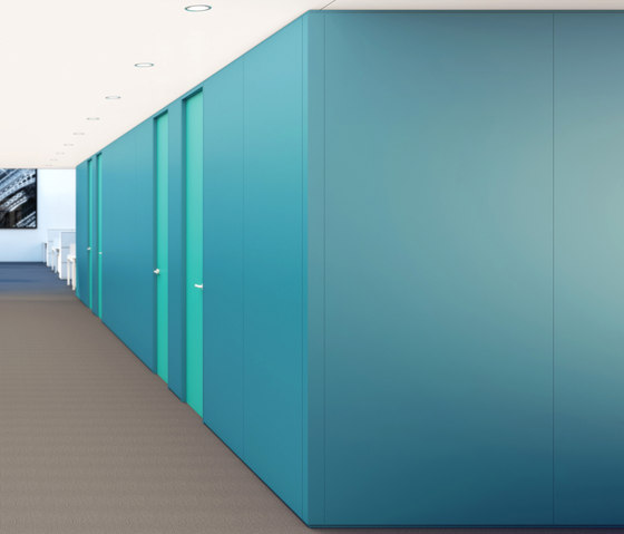 Partition M92 by Dynamobel | Wall partition systems