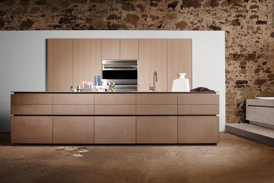 Luna Patinato by eggersmann | Island kitchens
