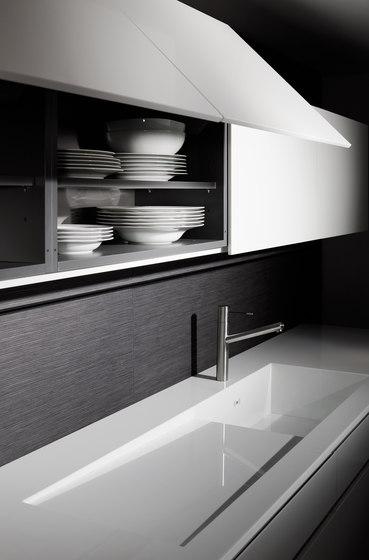 Quarzglas by eggersmann | Island kitchens