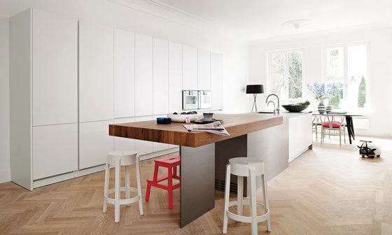 Haus Hamburg by eggersmann | Island kitchens