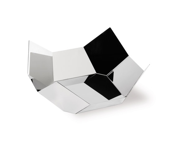 Poligono centre piece by Forhouse | Bowls