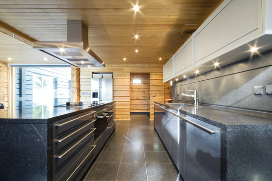 Haus Helsinki de eggersmann | Cocinas isla