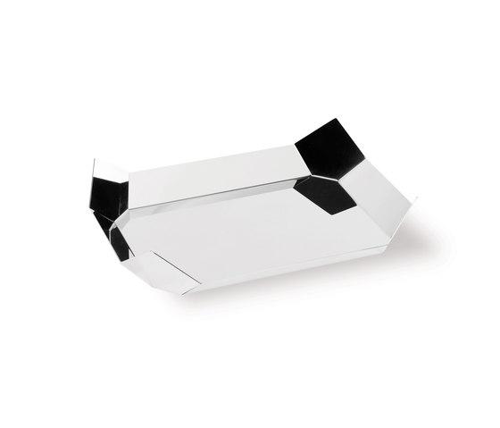 Poligono tray x2 by Forhouse | Bowls