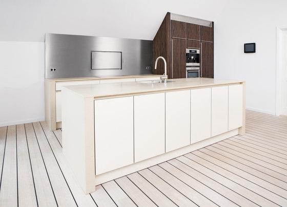 Haus Kopenhagen de eggersmann | Cocinas isla