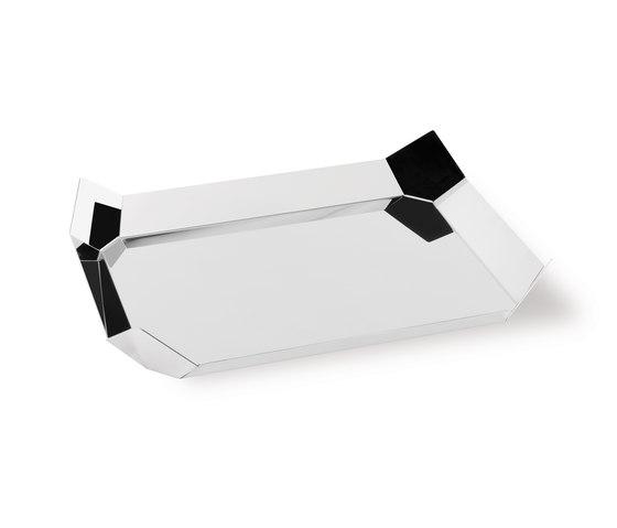 Poligono tray x6 by Forhouse | Bowls