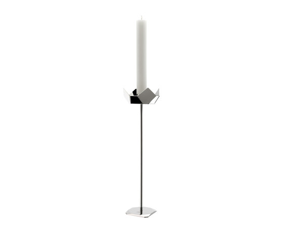 Poligono candle holder 300 de Forhouse | Candelabros