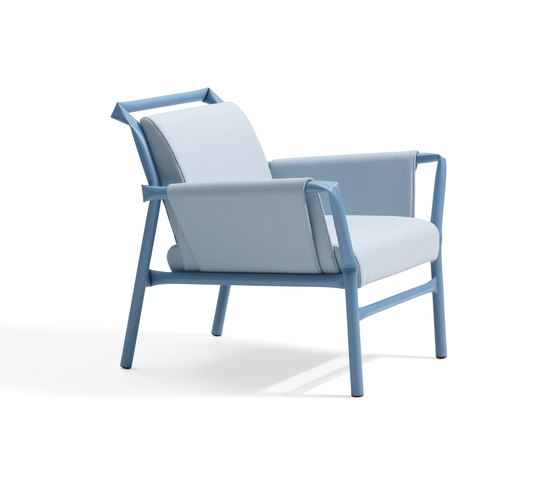 Superkink armchair di Blå Station | Poltrone lounge